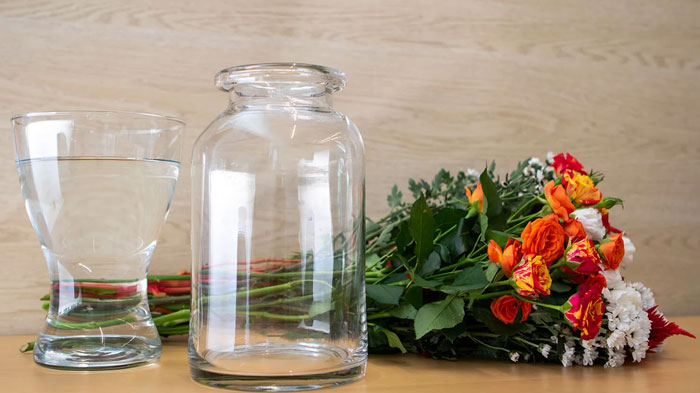 How to keep your flowers looking fresh