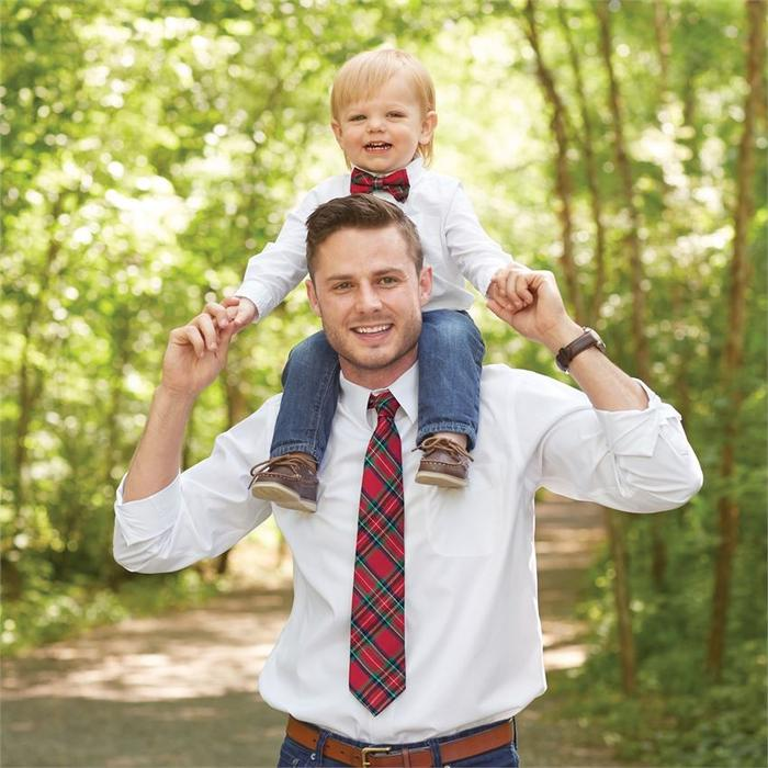 Daddy & Me Neck Tie Set
