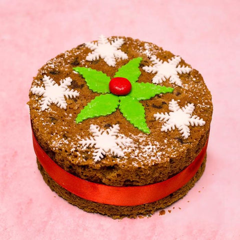 A Christmas Fruit Cake - Purpink Gifts