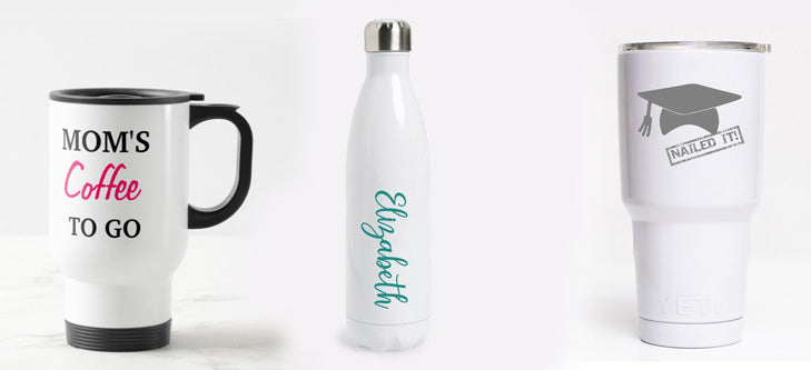 Personalised Drinkware