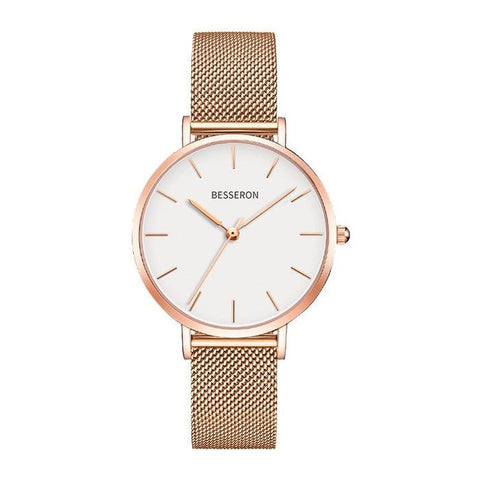 Besseron Women's Watchg - Purpink Gifts