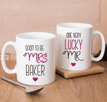 Personalised Wedding & Anniversary Gifts