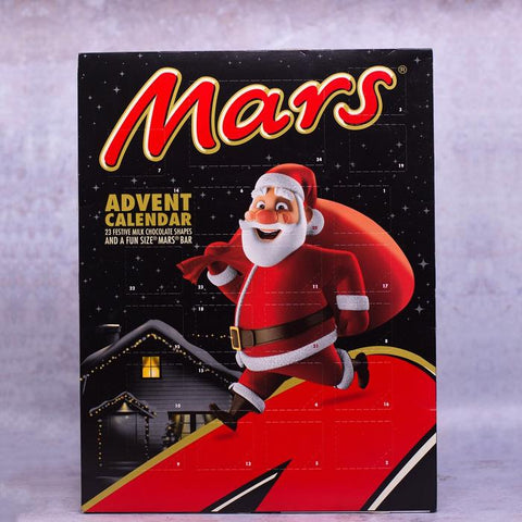 mars advent calendar - purpink gifts