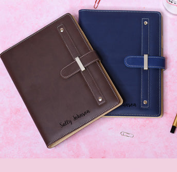 Personalised Notebooks, Pens, Planners & Diaries