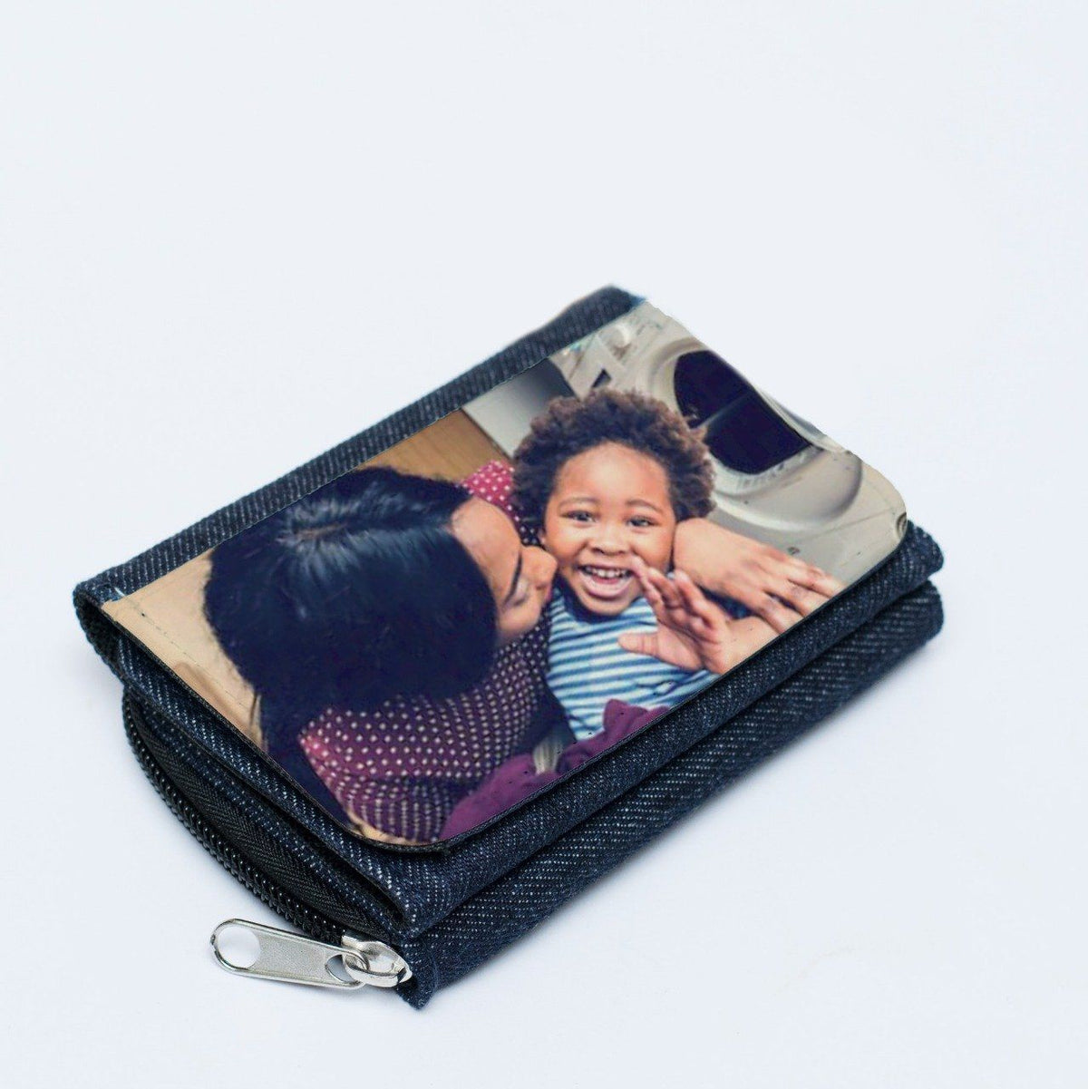 Personalised Lady's Wallet - Photo