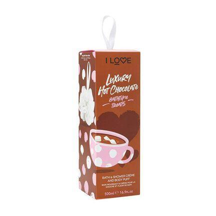Luxury Hot Chocolate Bathtime Treats, 500ml