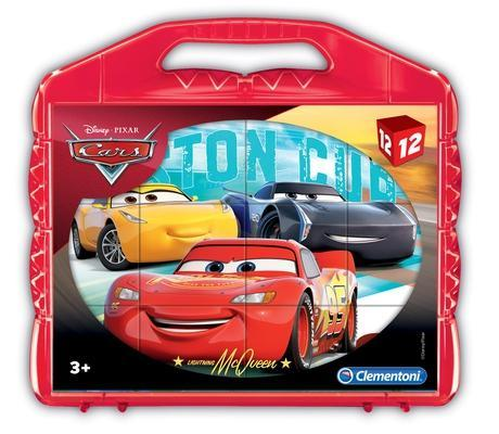 Disney 12 Cubes Cars