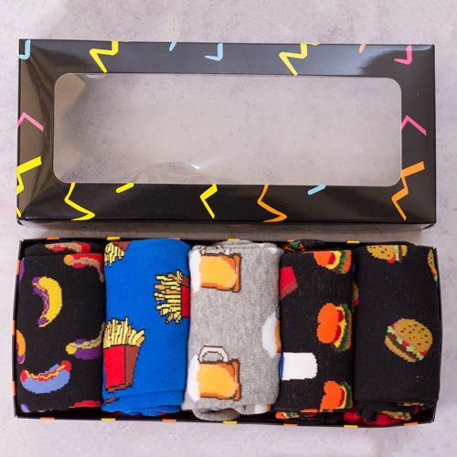 Foodie Socks Gift Set