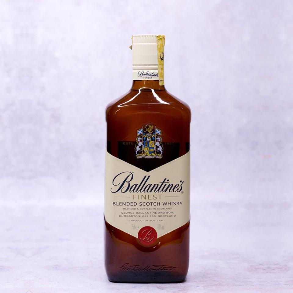 AddOns Ballantine's Finest Scotch Whisky, 750ml