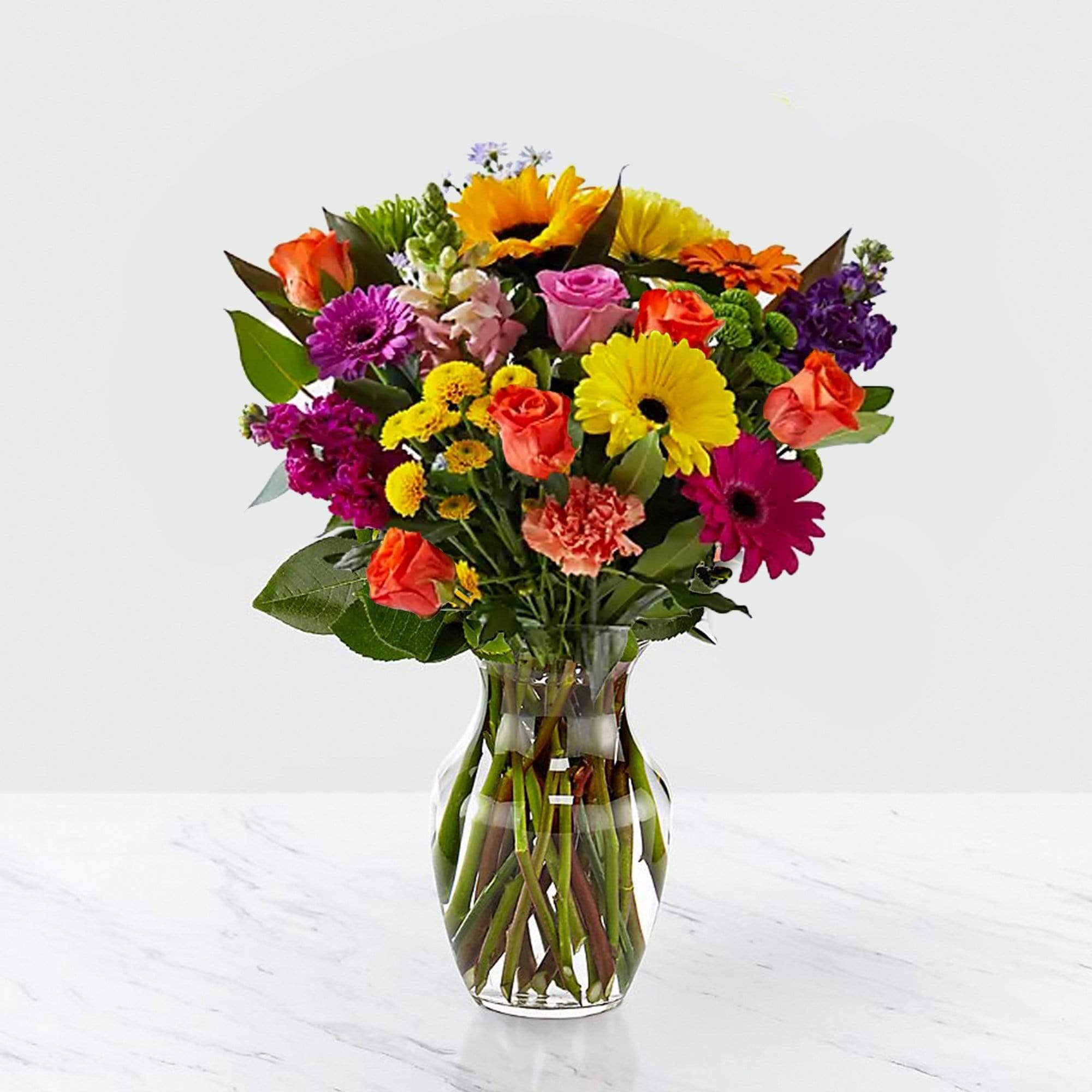 Flowers Brighten Their Day Monthly Subscription Box (Fortnightly)