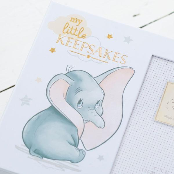 Dumbo Disney® Magical Dreams Keepsake Photo Box