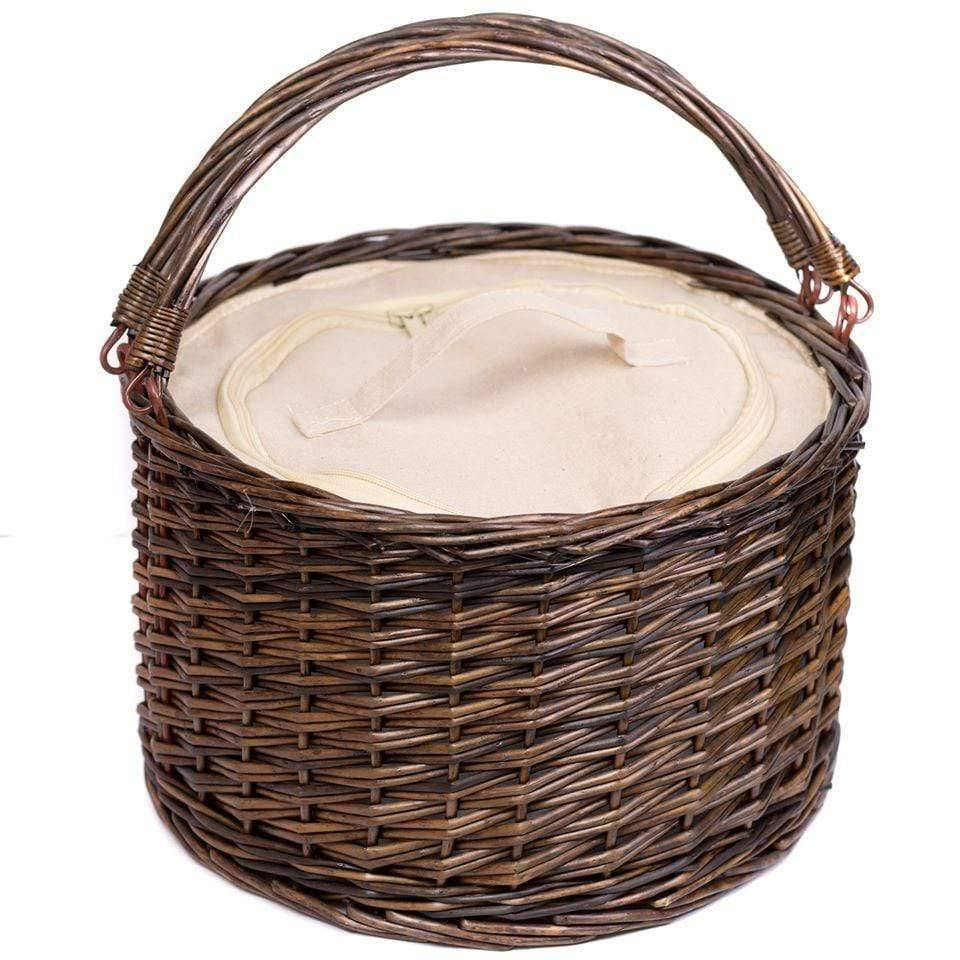 Cooler basket Executive Willow Cooler Basket