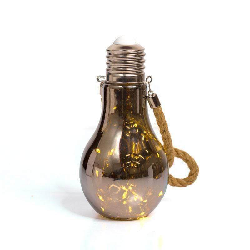 Glass Bulb With LED Lights