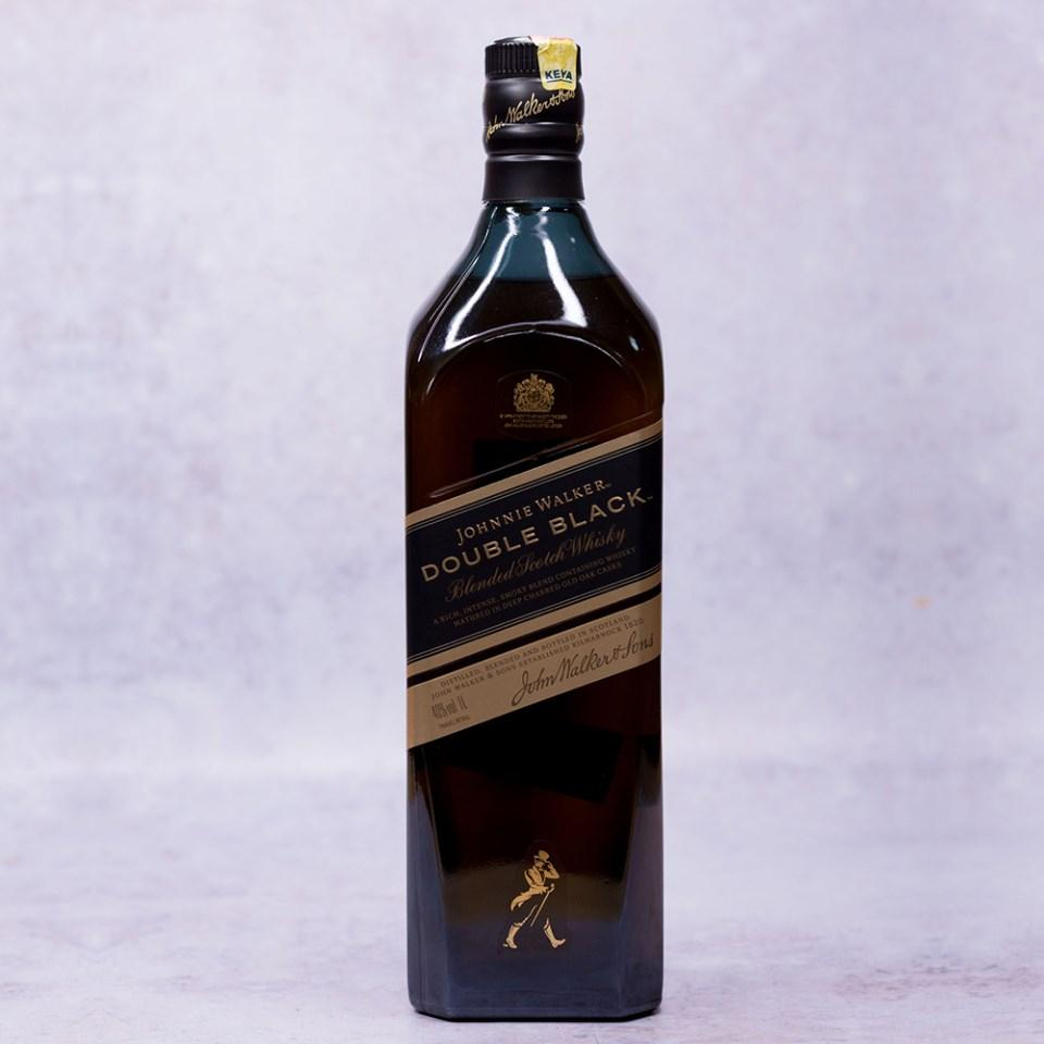 AddOns Johnnie Walker Double Black Label, 1 litre