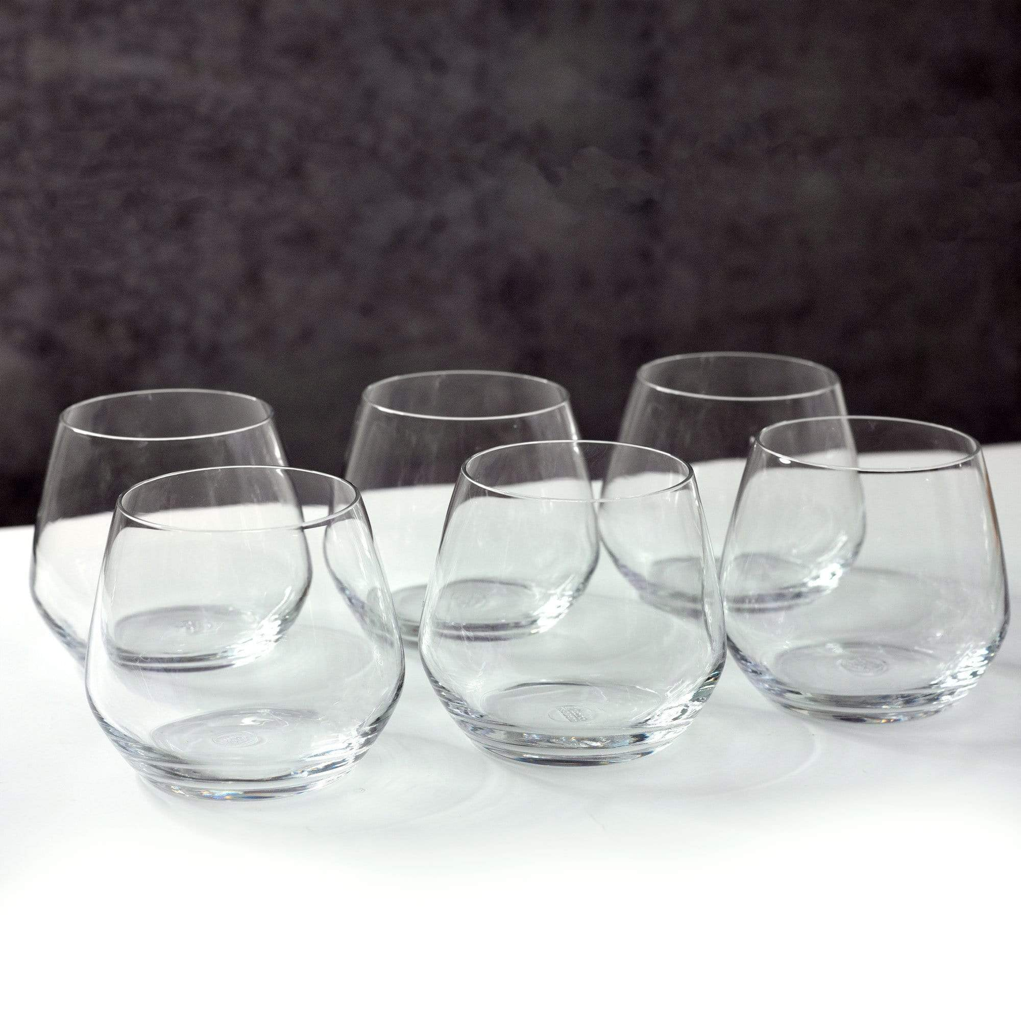 glass lexington 34.5cl tumbler set of 6