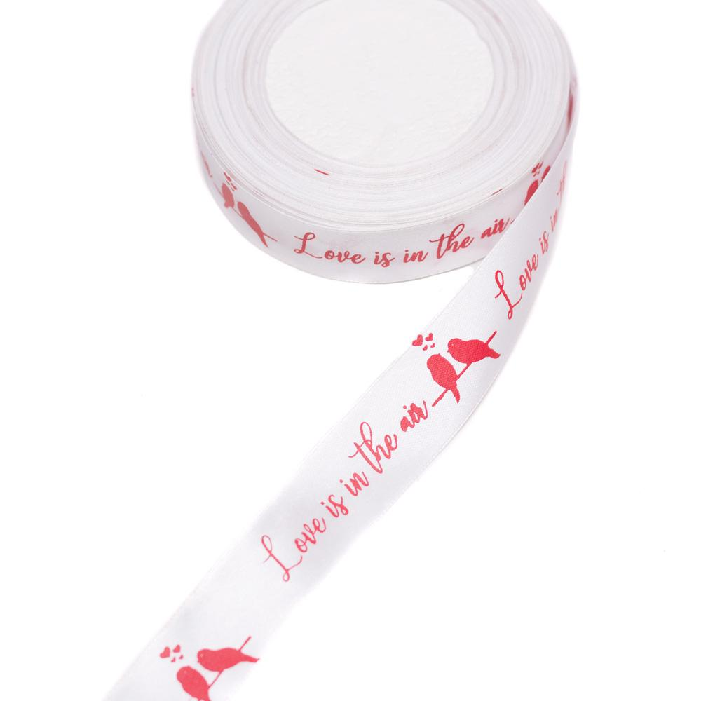 AddOns Love is in the Air Ribbon (White)