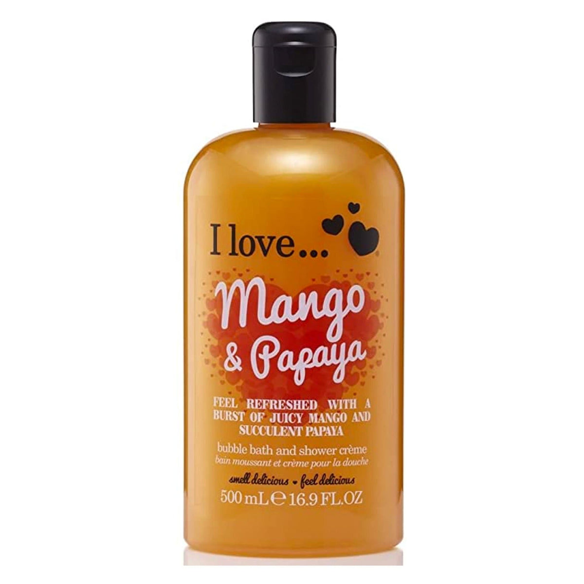 Mango & Papaya bath & shower Crème