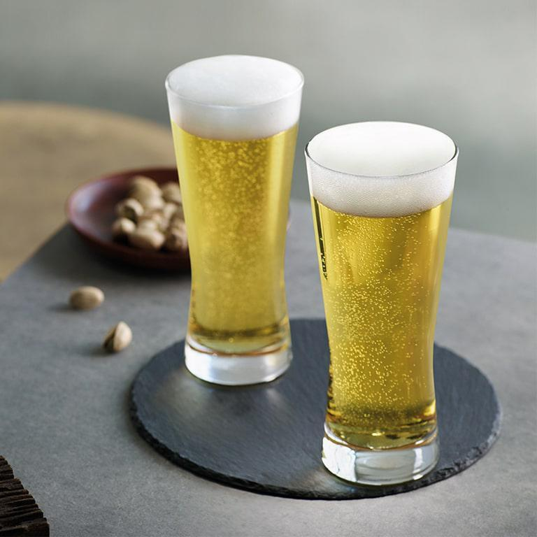Metropolitan Beer Tumbler, Set of 6