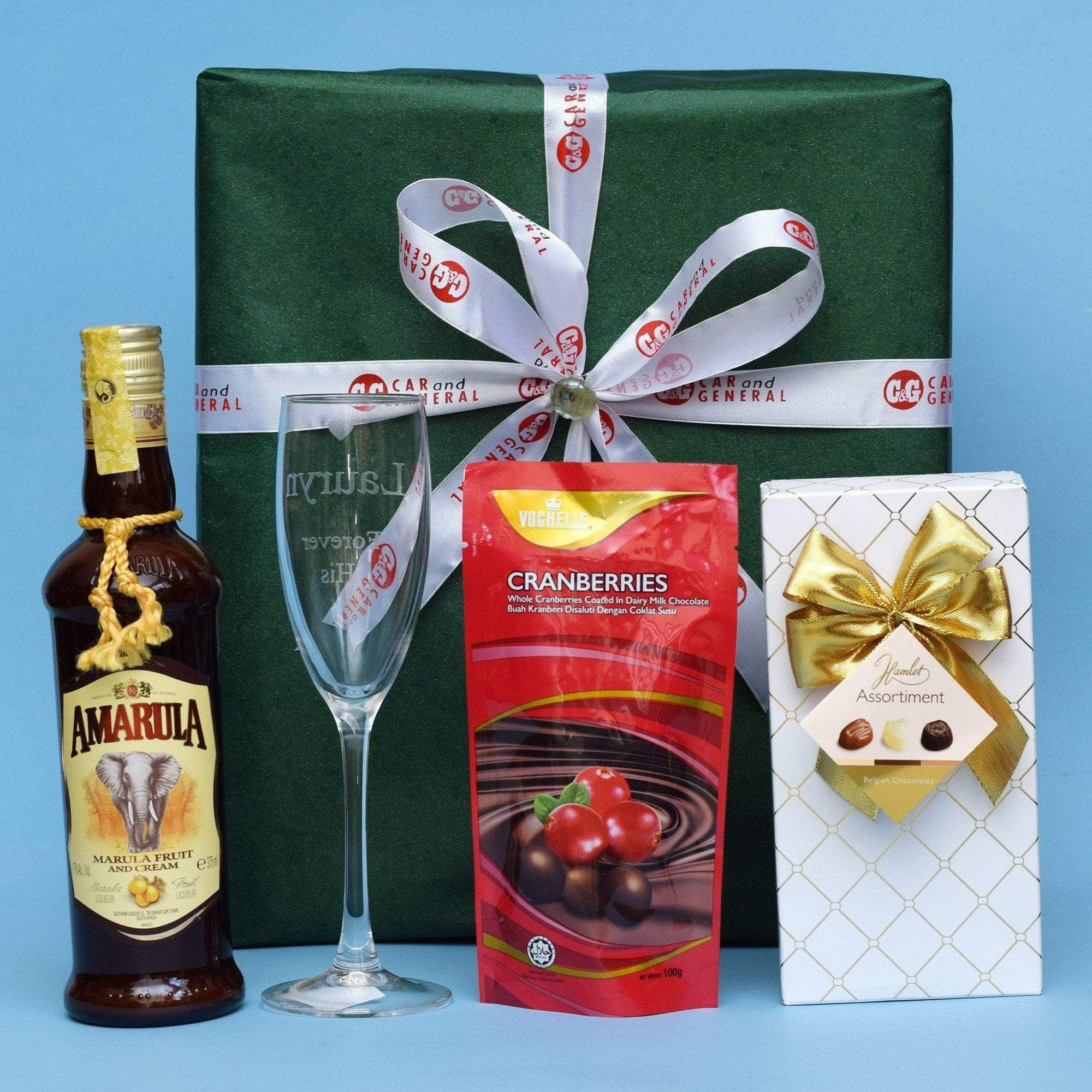 Lady Hampers Mini Amarula Gift Hamper