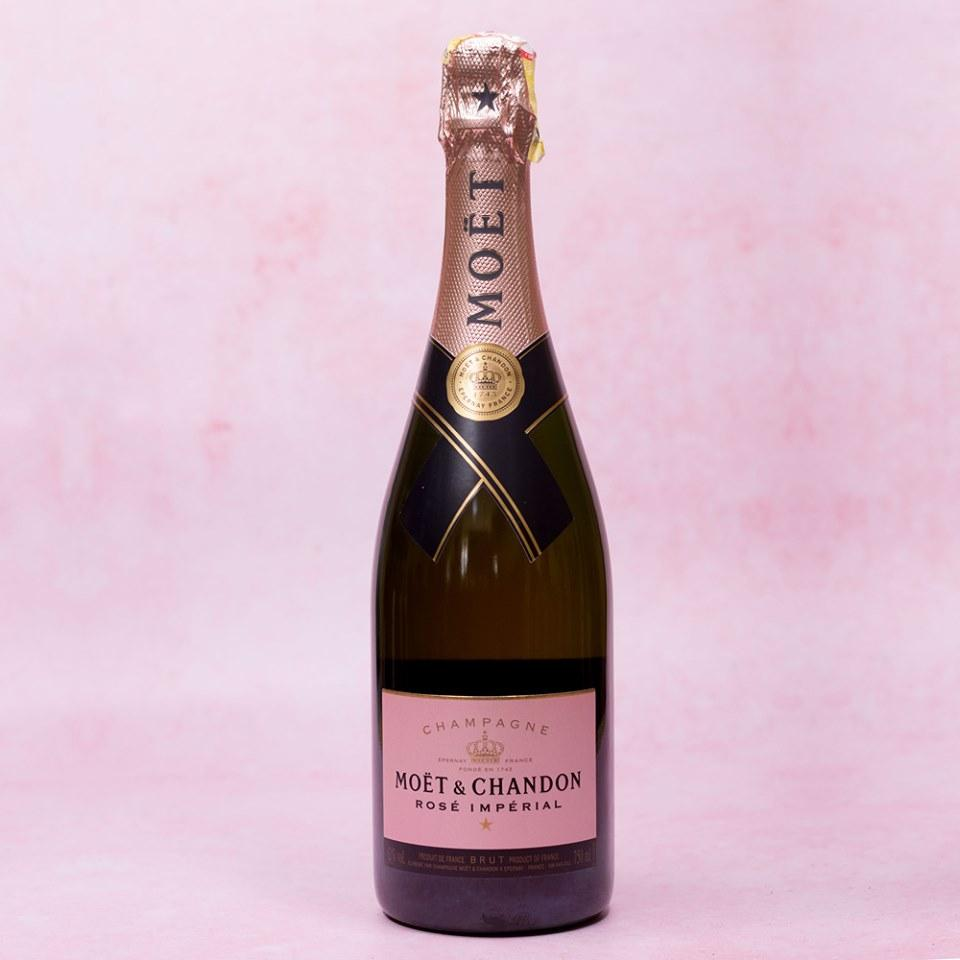 alcohol Moet Imperial - Rose