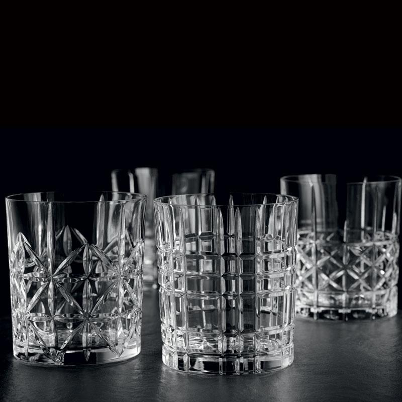 HIGHLAND GLASS SET Nachtmann Highland Glass set