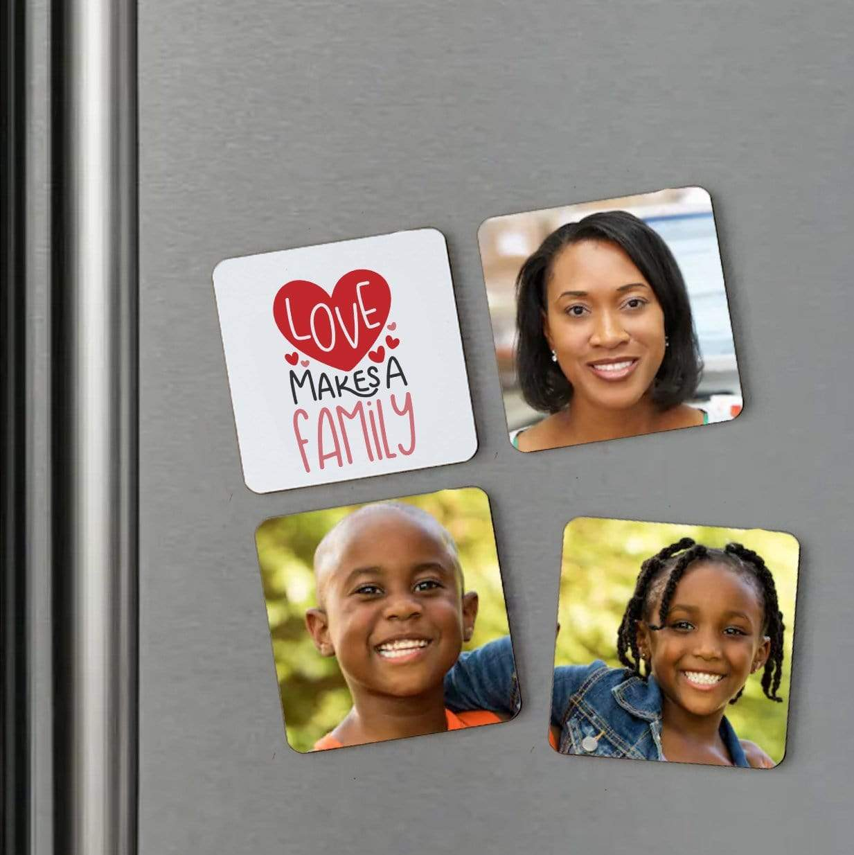 Fridge Magnet Personalised Fridge Magnets - Photos and Message