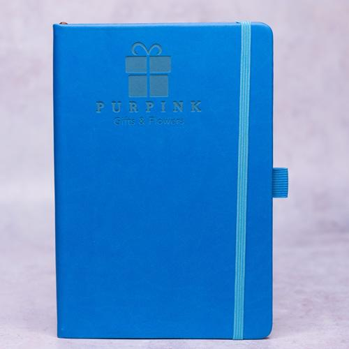Notebooks Personalised Hana Aqua Notebook, A5