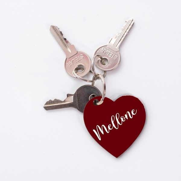 Personalised Key Chain (Name)
