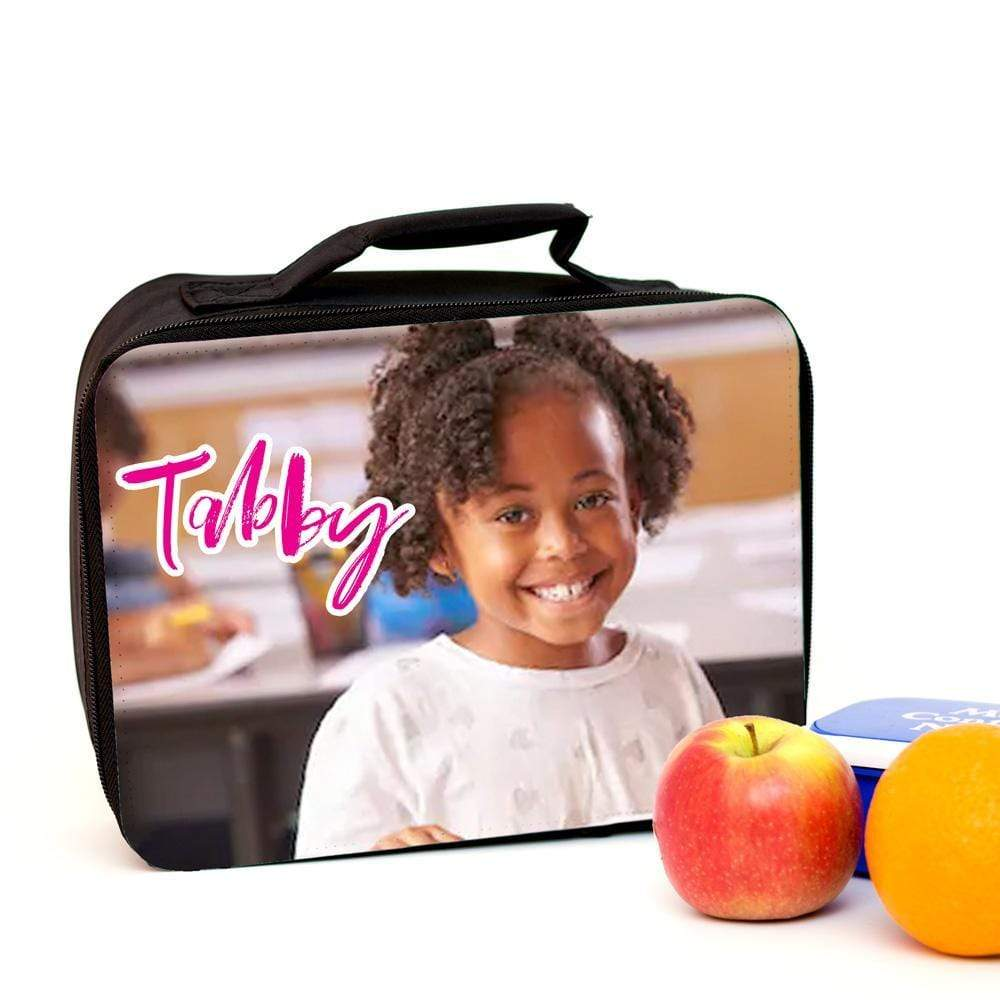 LucnhBag Personalised Thermo Lunch Bag - Photo Upload