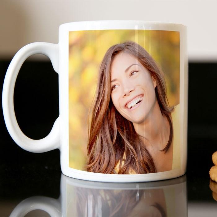 Personalised Tea Mug Normal Mug Photo Upload Mug