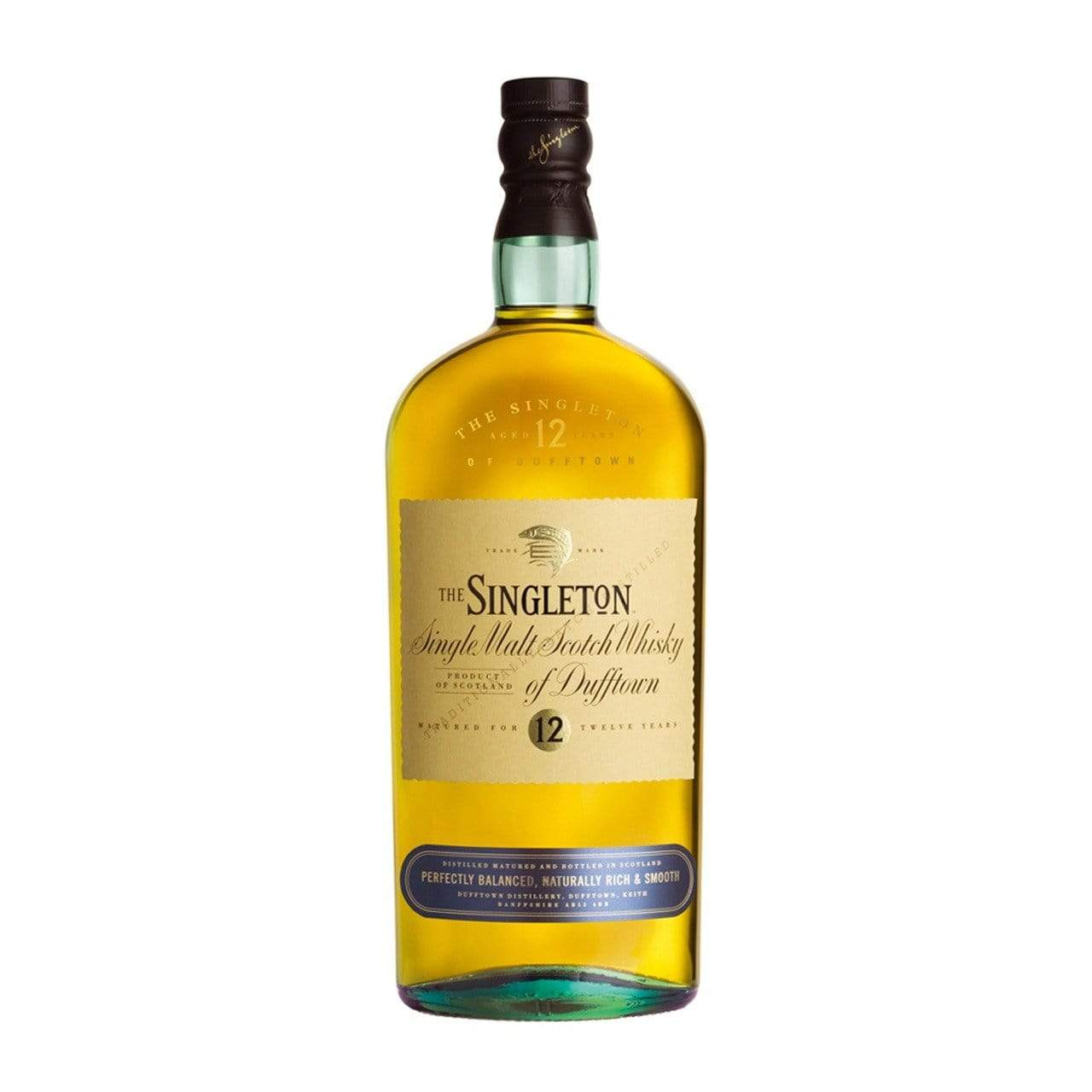 alcohol Singleton of Dufftown 12 Year Old- 750ml