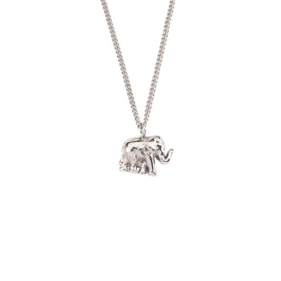 Jewellery Tembo Silver Necklace