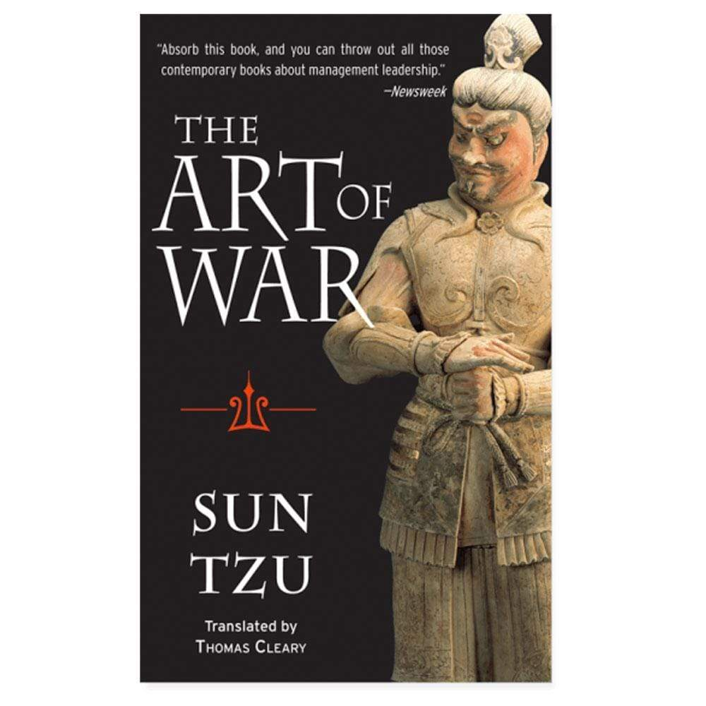 book The Art of War - Sun Tzu
