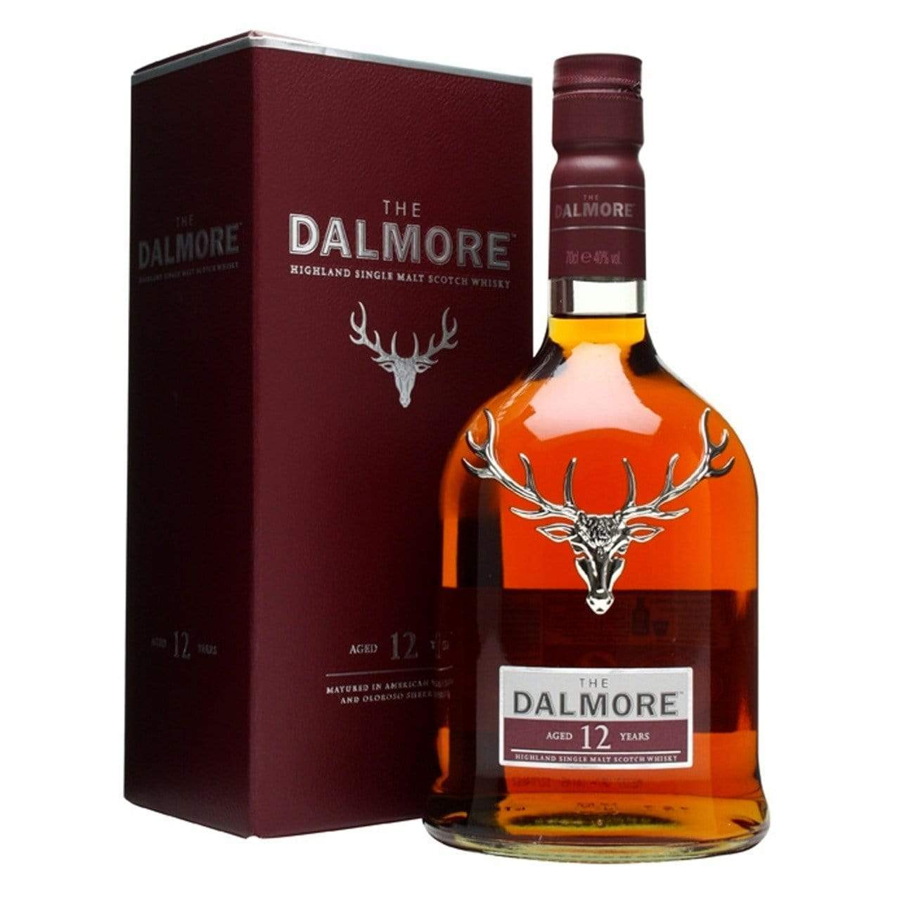 alcohol The Dalmore 12 Years, 750ml