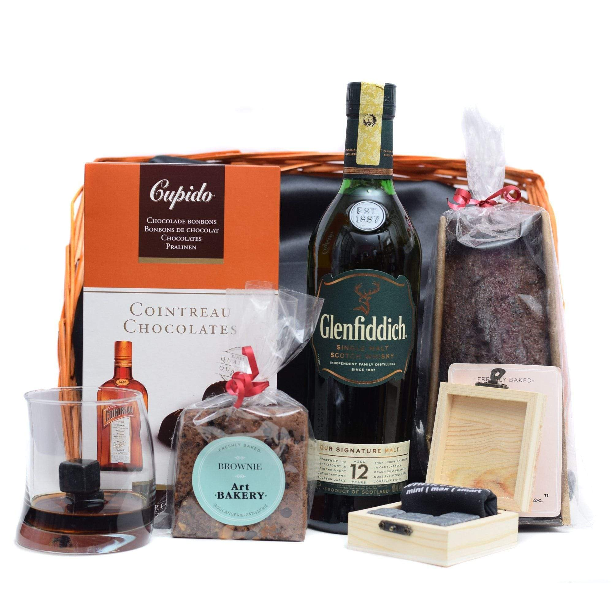 Hampers Glenfiddich 12 Years The Lugo Gift Hamper