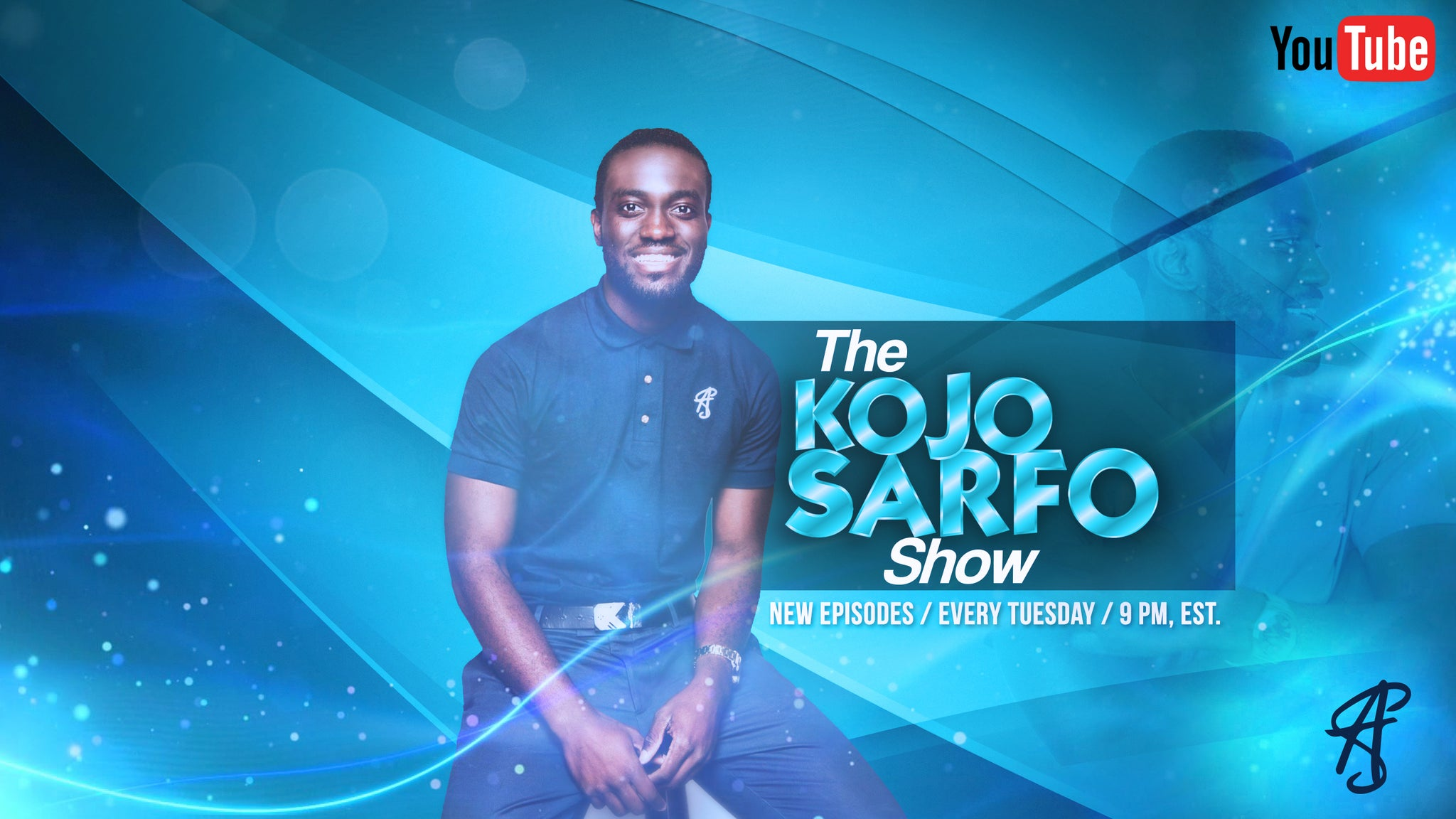 THE KOJO SARFO SHOW (SPONSORED BY A&S)