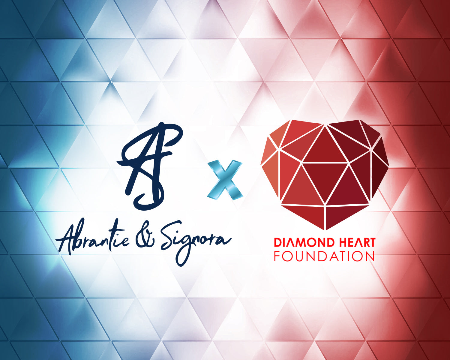 DIAMOND HEART FOUNDATION PARTNERSHIP!