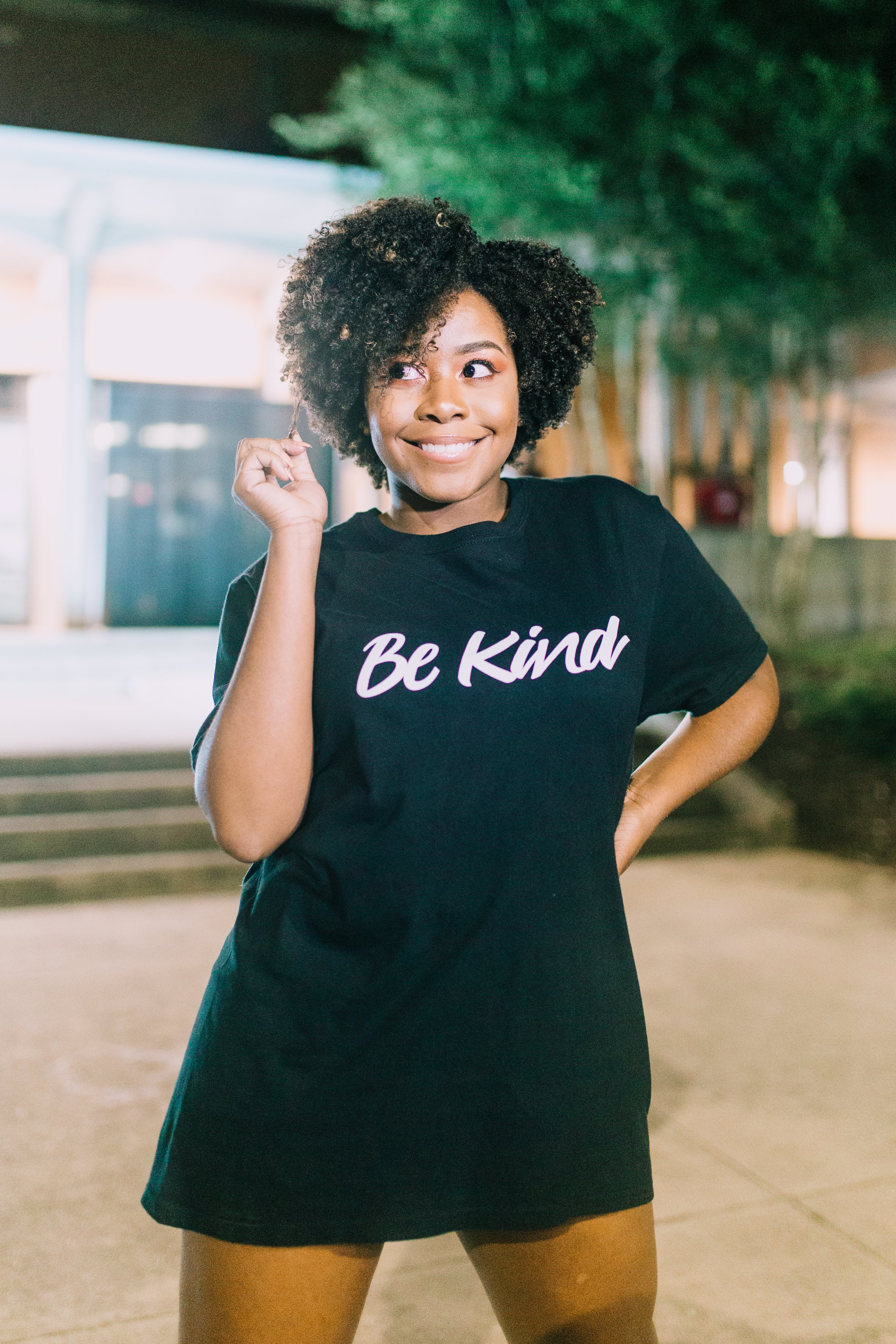 """Be Kind"" Classic A&S Shirt"
