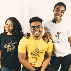 A&S African Edition T-Shirt (Kennesaw State)