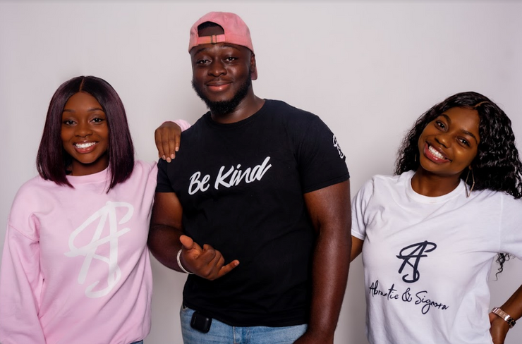 "Abrantie & Signora ""Be Kind"" Shirt"