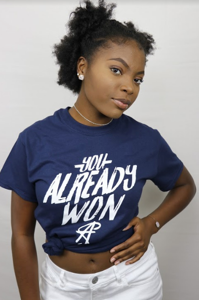 "Abrantie & Signora ""You Already Won"" Shirt"