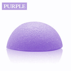 Natural konjac gentle exfoliating sponge - Luxury Lemon