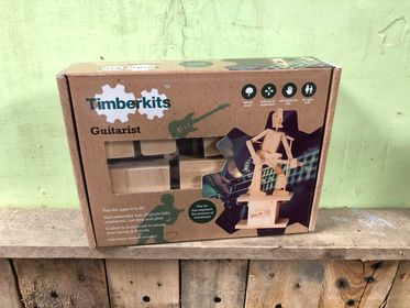 TIMBERKIT GUITARIST MODEL