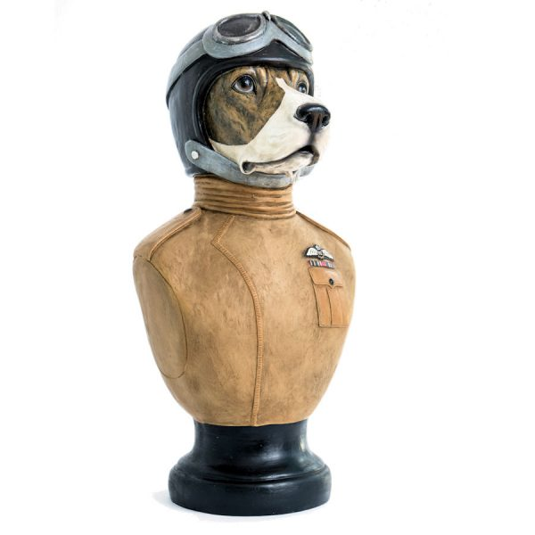 Large Maverick Dog Bust
