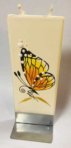 Butterfly Flatyz Handmade Decorative Flat Candles