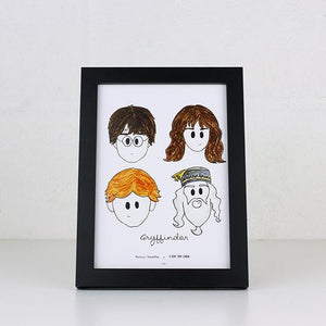 Harry Potter Print