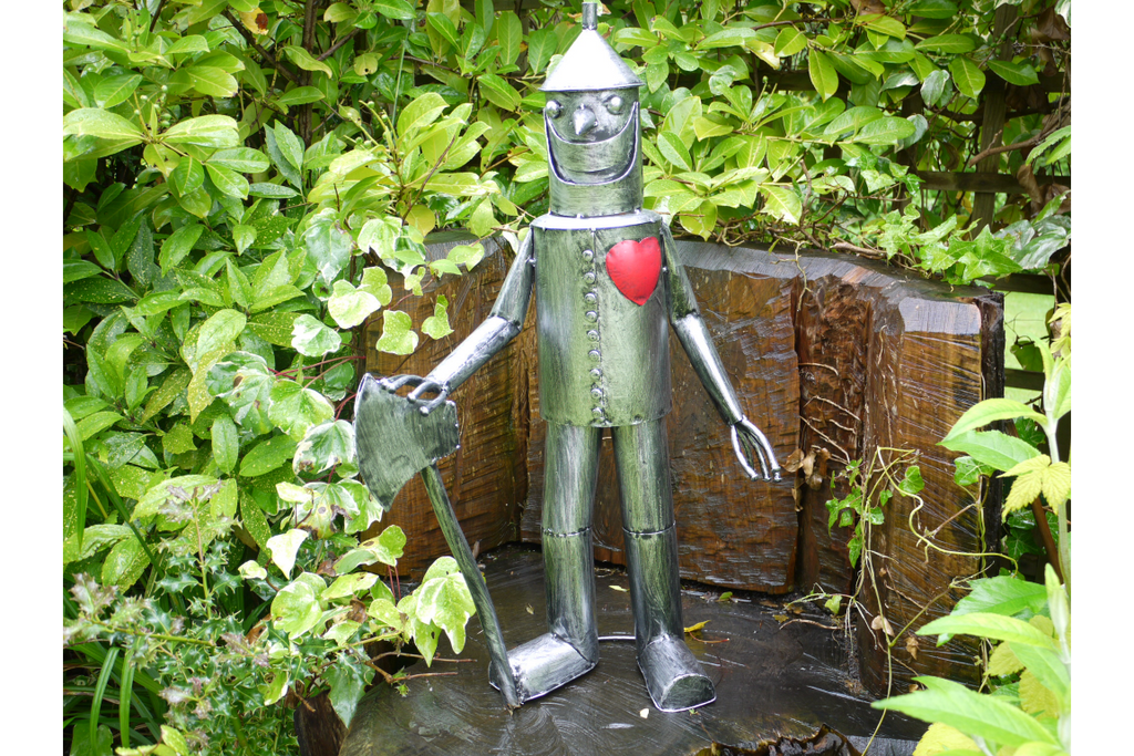 Medium Tin Man