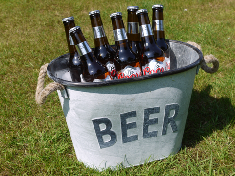 Beer Ice Bucket Drinks Cooler