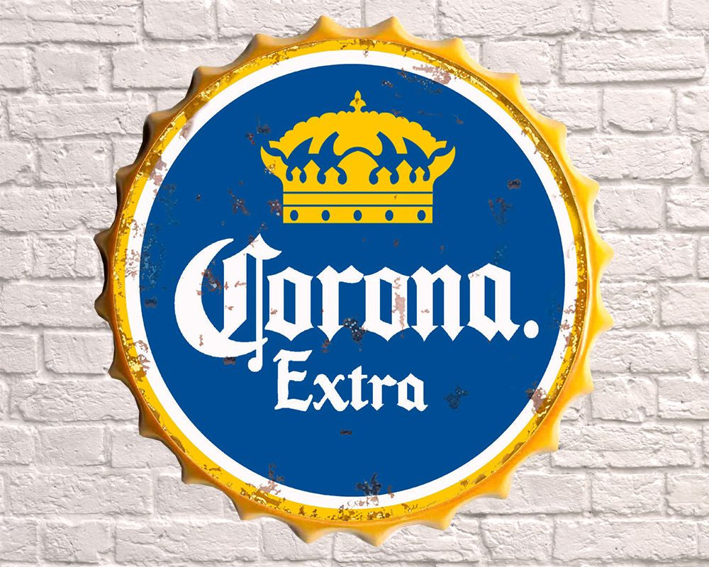 Corona giant Bottle top 40cm