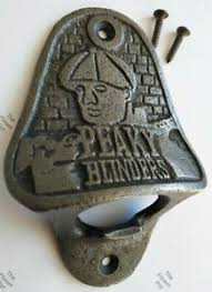 Peaky Blinders Wall Mounted Bottle Opener